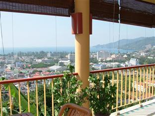 Hilltop Hotel Phuket - View