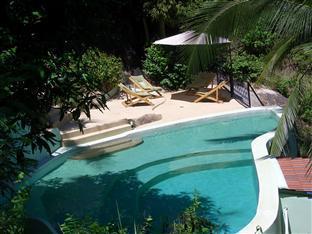 Baan Bon Kao Villa Koh Phangan - Swimming Pool