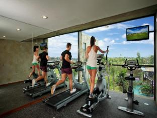 Centra Taum Resort Seminyak Bali Bali - Fitness Room