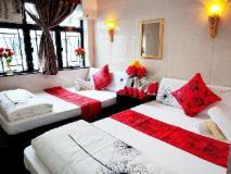Days Hotel: guest room
