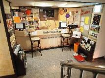 Shinchon Hostel: reception