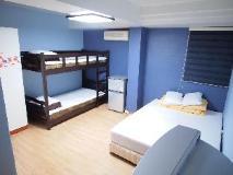 Shinchon Hostel: guest room
