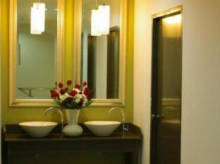 Linkcorner Hostel Bangkok - Badezimmer
