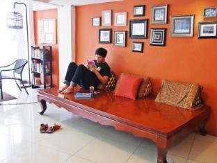 Linkcorner Hostel Bangkok - Empfangshalle