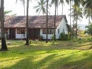 Pludmales villa