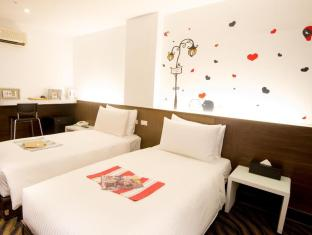 Go Sleep Hotel Hankou Taipei - Guest Room
