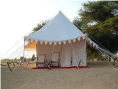 Registan Desert Safari Camps Tent