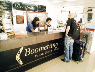 Boomerang Inn Phuket - Reception