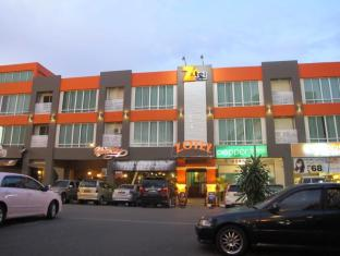 Zotel Business & Leisure Hotel Kuching - Balcon/Terasă