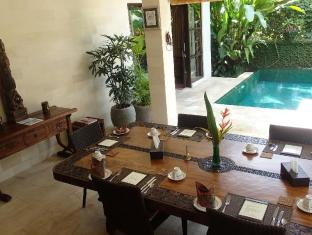 Villa Saraswati Bali - Restaurant