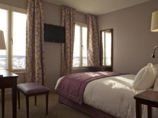 Hotel le Relais Saint Charles Parijs - Gastenkamer