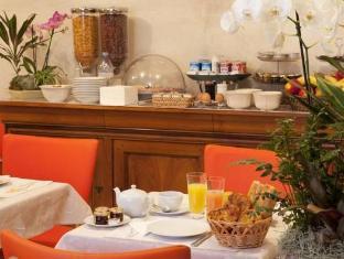 Hotel le Relais Saint Charles Parijs - Koffiehuis/Café