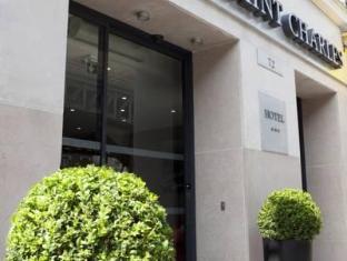 Hotel le Relais Saint Charles Parijs - Entree