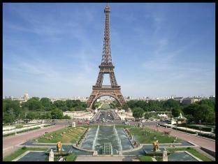 Hotel le Relais Saint Charles Parijs - Omgeving