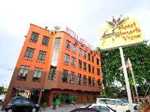 Malaysia Hotel Accommodation Cheap | hallmark view hotel facade