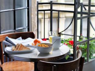 The Grand Hotel Sydney - Balcony/Terrace