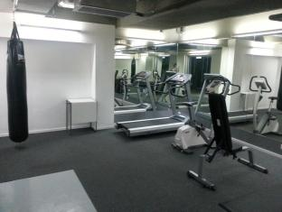 60 West Hotel Hong Kong - Fitness Salonu