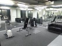 60 West Hotel: fitness room
