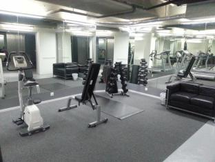 60 West Hotel Hongkong - Fitnessrum