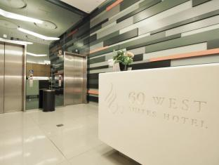 60 West Hotel Hong Kong - Recepce