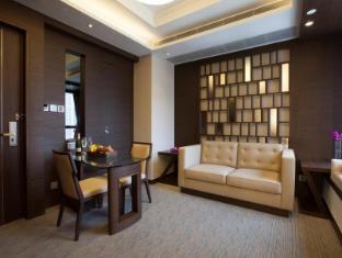 Rosedale Hotel Kowloon - Mongkok Hong Kong - Suite Room