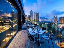 Hong Kong Hotels Booking Cheap   balcony/terrace