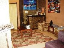 Hotel Shoba Residency: reception