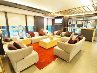 殷酒店式公寓 香港 - 大厅