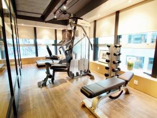 Yin Serviced Apartments Hong Kong - Fitness Salonu