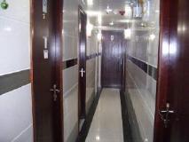 Canadian Hostel: interior