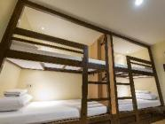 1 Bed in 6-Bed Dormitory (Female) with Shared Bathroom