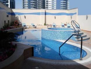 Grand Belle Vue Hotel Apartment Дубай - Басейн