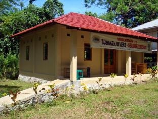 Bunaken Divers Sea Breeze Resort Manado - Modern compressor room