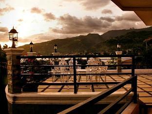 Villa Khristalene Batangas - View deck