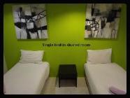 Letto in Dormitorio - Solo Uomini