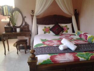 Praety Home Stay Bali - Hotellet indefra