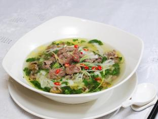 Golden Silk Boutique Hotel Hanoi - Beef Noodle Soup