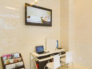 Ruby River Hotel Ho Chi Minh City - business center