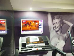 Platine Hotel Paris - Fitness Room