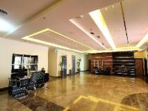 Xclusive Maples Hotel Apartment: reception