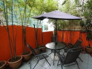 Matahari Lodge Kuala Lumpur - Courtyard