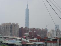 Hau Shuang Hotel: surroundings