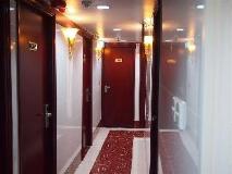 Ashoka Hostel: interior