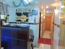 Ashoka Hostel: entrance
