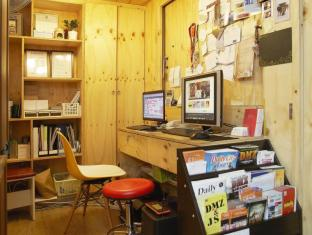 24 Guesthouse Myeongdong Seoul - Reception