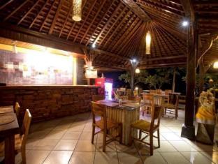 曼迪别墅酒店 巴厘岛 - 餐厅