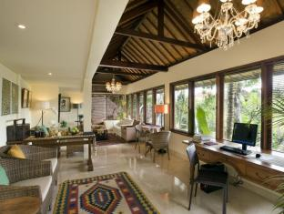 Komaneka at Monkey Forest Ubud Bali - Pub/Lounge