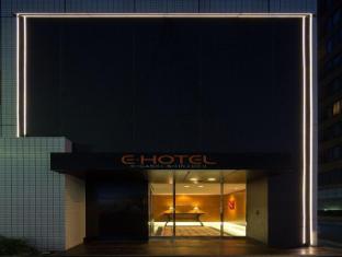 E-HOTEL Higashi-Shinjuku Tokyo - Entrance