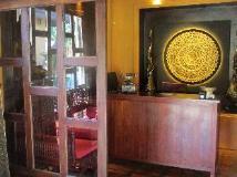Villa Vang Vieng Riverside: reception