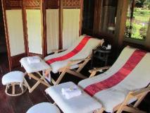 Villa Vang Vieng Riverside: spa